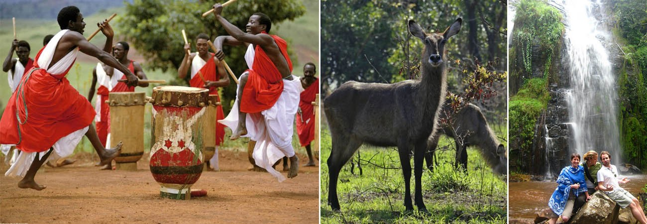 11 DAY EPIC UGANDA, RWANDA & BURUNDI SAFARI ADVENTURE