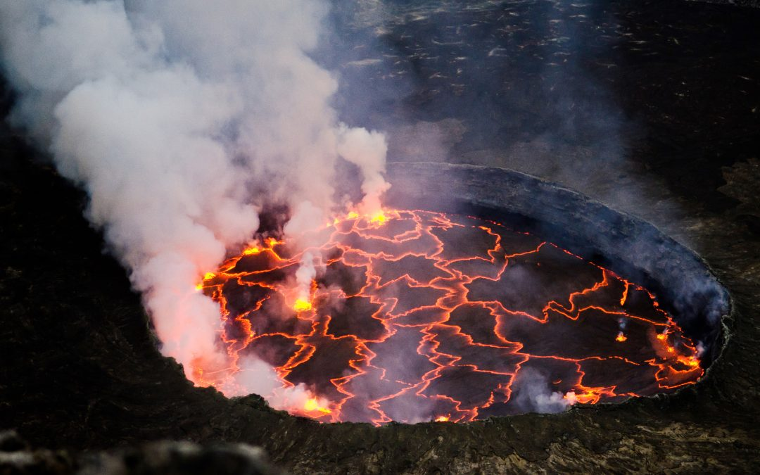 2 DAYS NYIRAGONGO VOLCANO HIKING