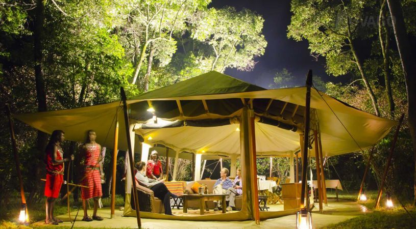 3DAYS MAASAI MARA BACK PACKERS CAMPING